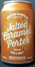 Marks & Spencer Maritime Salted Caramel Porter