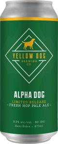 Yellow Dog Alpha Dog