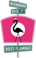 Neighborhood Boss Flamingo Bronze Ale