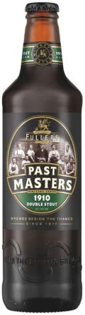 Fuller's Past Masters 1910 Double Stout