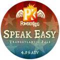 Powderkeg Speak Easy Transatlantic Pale