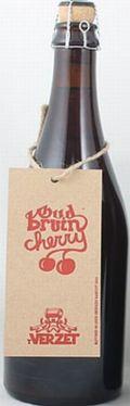 Verzet Oud Bruin Cherry
