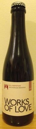 Hill Farmstead Works of Love (Anchorage - 2015) 375ml Apple Beer