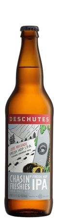 Deschutes Chasin' Freshies 2015 - Lemondrop