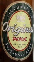 Ragutis Original Plius
