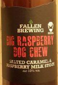 Fallen / BrewDog Glasgow Big Raspberry Dog Chew