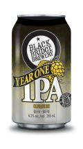 Black Bridge Year One IPA