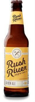 Rush River Small Axe Golden Ale