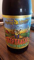 Flying Monkeys Deep Tracks American Brown Ale