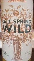 Salt Spring Wild Hopped Apricot Cider