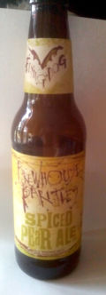 Flying Dog Brewhouse Rarities: Spiced Pear Ale