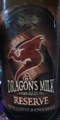 New Holland Dragon's Milk Reserve - Coffee and Chocolate (Indulgence)