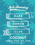 Sori Dark Humor Club Coconut