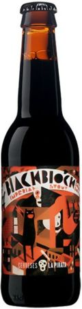 La Pirata Black Block Bourbon Barrel Aged