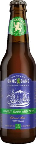 Ommegang Lovely, Dark and Deep