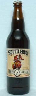 Scuttlebutt Tripel 7