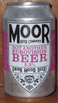 Moor / BrewDog Bristol Not Another Eurovision Beer