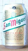 San Miguel Especial (Italy)