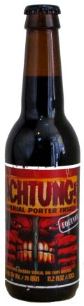 Yria / Hanscraft & Co. Achtung! Imperial Porter