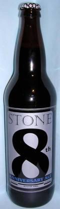 Stone 8th Anniversary Ale