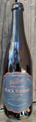 The Bruery Black Tuesday Reserve
