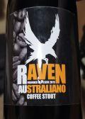 Raven Australiano Coffee Stout 12°
