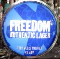 Freedom Authentic Lager