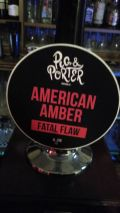 Pig & Porter American Amber Fatal Flaw
