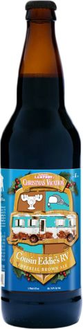 Fish Tale Christmas Vacation Series: Cousin Eddie's RV Imperial Brown Ale