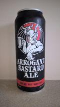 Stone (Berlin) Arrogant Bastard Ale