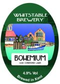Whitstable Bohemian Pilsner / Bohemium