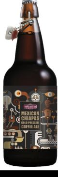 Howe Sound Mexican Chiapas Cold Pressed Coffee Ale