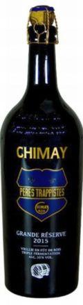 Chimay Grande Réserve Vieillie en fûts de Bois / Barrel Aged (2015)