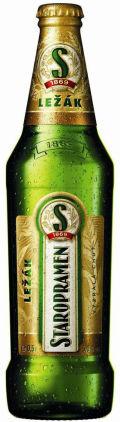 Staropramen Ležák (Premium Lager / Beer) 12°