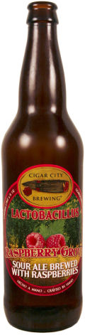 Cigar City Lactobacillus Raspberry Grove