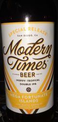 Modern Times Mega Fortunate Islands