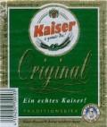 Kaiser Geislingen Original