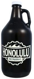Honolulu Beerworks Outer Reef Imperial Rye
