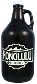 Honolulu Beerworks Equinox Wet Hop Red Ale