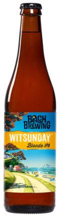 Bach Brewing Witsunday Blonde IPA