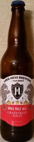 Mike Hess Solis Occasus - Grapefruit