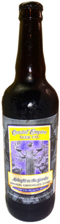 Coastal Empire Midnight in the Garden Imperial Chocolate Stout