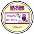 Russian River Parking Violation