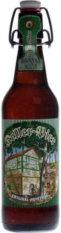 Sonnenbräu Ebermannstadt Keller-Bier