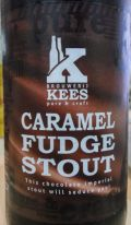 Kees Caramel Fudge Stout