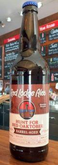 Red Lodge Busted Barrel Hunt For Red Oaktober