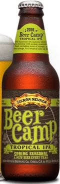 Sierra Nevada Beer Camp Tropical IPA