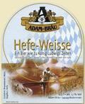Adam-Bräu Hefe-Weisse