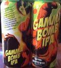 Warped Wing Gamma Bomb IPA