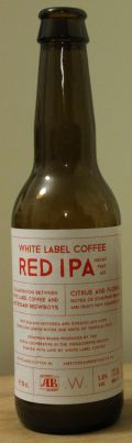 Amsterdam Brewboys White Label Coffee Red IPA